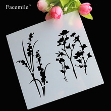 DIY Stencils For Walls Painting Scrapbooking Stamping Stamps Album Decorative Embossing Paper Cards Crafts Free Shipping