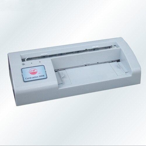 Новый 300B 90x54 мм A4 Размеры деловая визитная карточка Бумага устройтство для продольной резки машина для резки