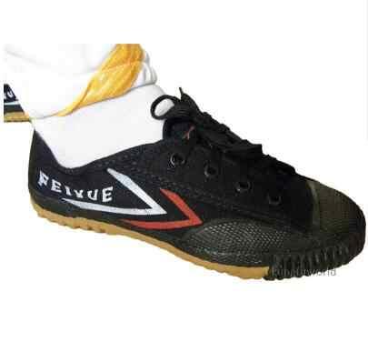 69387c2fd ... Black white Color Shaolin Monk Training Feiyue Shoes Tai Chi Martial  arts Taekwondo Karate Kung fu ...