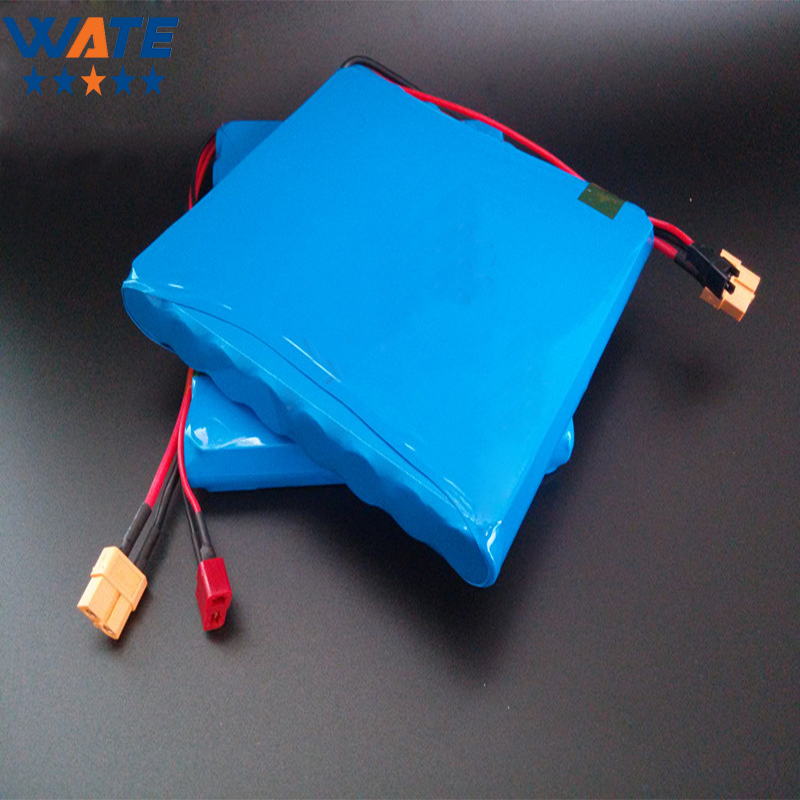 60V 3000mAh 16S 60V li-ion battery lithium batteries used in electric wheelbarrow or the balance of the car battery 30a 3s polymer lithium battery cell charger protection board pcb 18650 li ion lithium battery charging module 12 8 16v