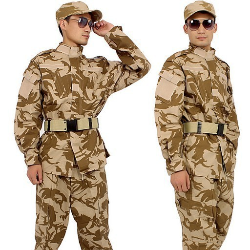 British Army Desert Camo Suit Acu Bdu Tactical Camouflage
