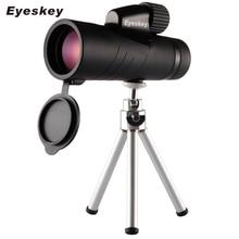 Eyekey objectif monoculaire à main de grande portée objectif, étanche, qualité pour la chasse, haute puissance avec optique du prisme BaK4