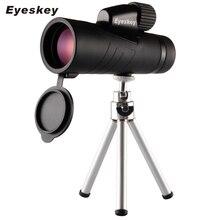 Eyeskey กล้องโทรทรรศน์แบบใช้มือถือเลนส์วัตถุประสงค์ขนาดใหญ่กล้องโทรทรรศน์กันน้ำคุณภาพสำหรับล่าสัตว์สูงด้วย BaK4 Prism Optics