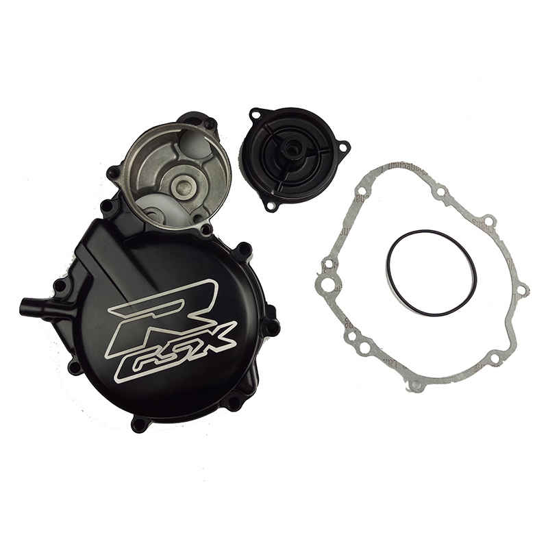 Gsxr 600 750 06 15 Engine Stator Crank Case Cover