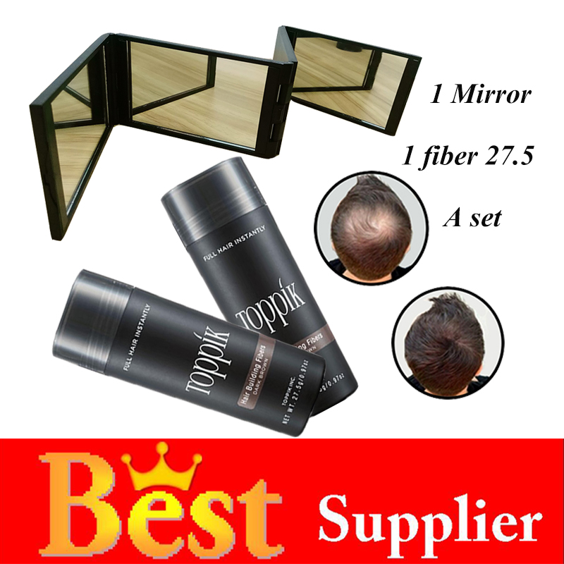 Guwee 4 Panel Expandable Mirror 360 degrees see yourself best supplier hair  building fibers supporting hair