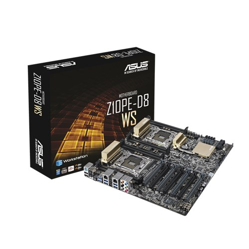new original ASUS Z10PE-D8 WS Dual Workstation C612 Server Board LGA2011-3