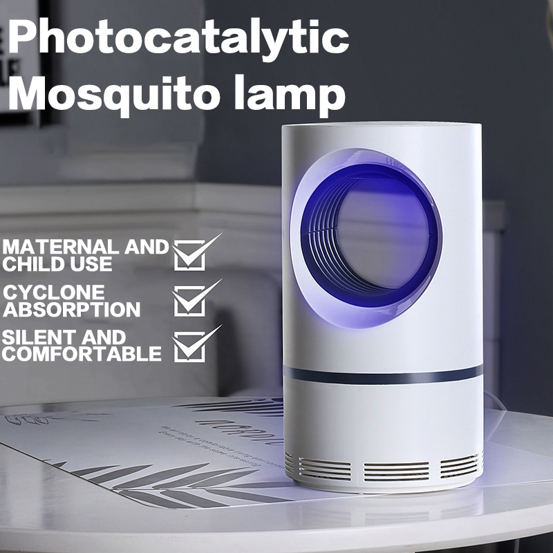 Lights & Lighting Fashion Style New Usb Photocatalys Mosquito Killer Lamp Uv Light Electric Anti-mosquito Trap Mouse Repeller Insect Killer Zapper Muggen Killer