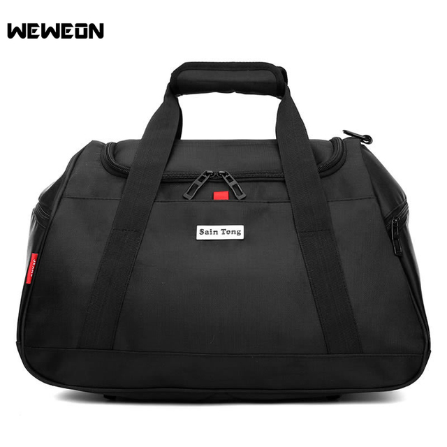 New Arrival Sports Bag Men Fitness Travel Large Capacity Polyester Durable Gym Bags Women 5 Colors