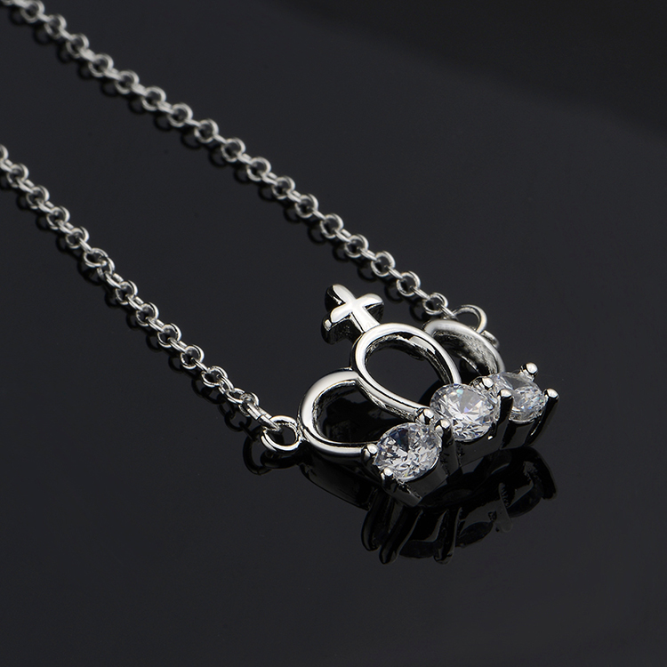C039 Fashion Metal Necklace Baby Teetining Necklace necklace guess necklace page 15