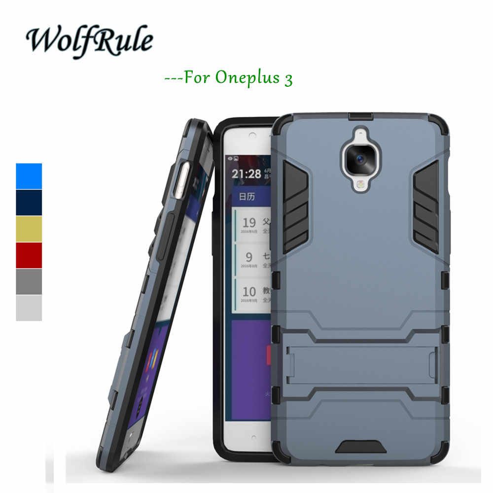 Wolfrule Anti Knock Case Oneplus 3 Cover Soft Silicone Slim Plastic Case For Oneplus 3 Case Oneplus 3t Three Holder Stand Capa Case Oneplus Case Foroneplus 3 Aliexpress