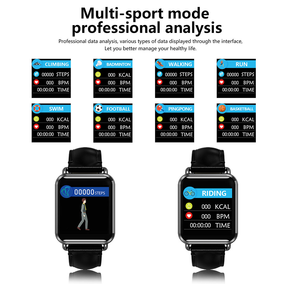 COLMI ECG Smartwatch Electrocardiography Heart Rate Monitor Smart Watch Activity Fitness Tracker Clock for IOS Android_08
