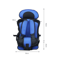 New Children baby Car Seat Stroller Accessories Baby Auto Seat 9 Months 12 Years Old 9 40KG Potable Baby Car Seat Safety Child