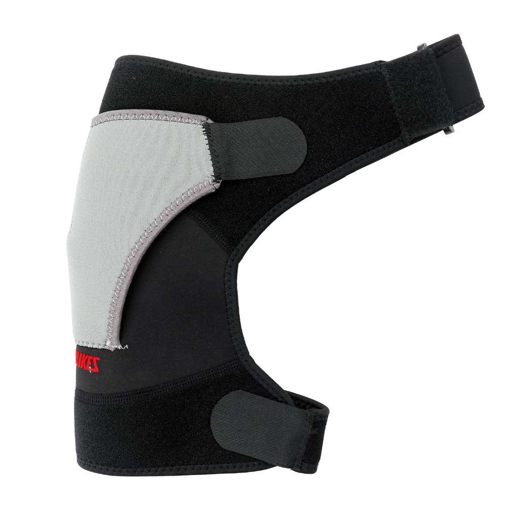 1Pcs Breathable Left single Shoulder Straps Protection Brace Dislocation Pain Injury Arthritis Magnetic Shoulder Support Z16401 in Braces Supports from Beauty Health