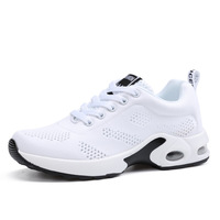 Top 2017 Hot Autumn Women Sports Shoes Mesh Breathable Basketball Shoes Super Cool Women Running Shoes