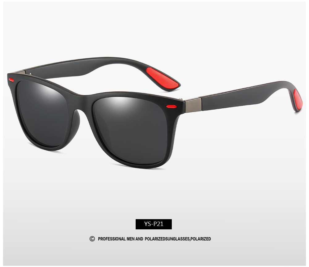 DJXFZLO Gafas de sol polarizadas 10