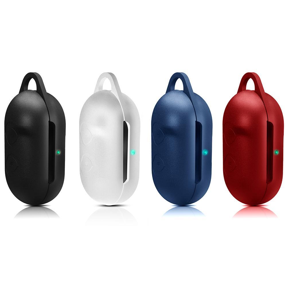 Image 2 - Силиконовый чехол пылезащитный устойчивый к царапинам защитный чехол для samsung Galaxy Buds наушники для занятий спортом с подключением по блютус-in Аксессуары для наушников from Бытовая электроника