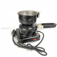 220V 650w shisha Hookah Burner Electric stove Hot Plate with tong  cooking coffee heater chicha nargile smoking pipes charcoal