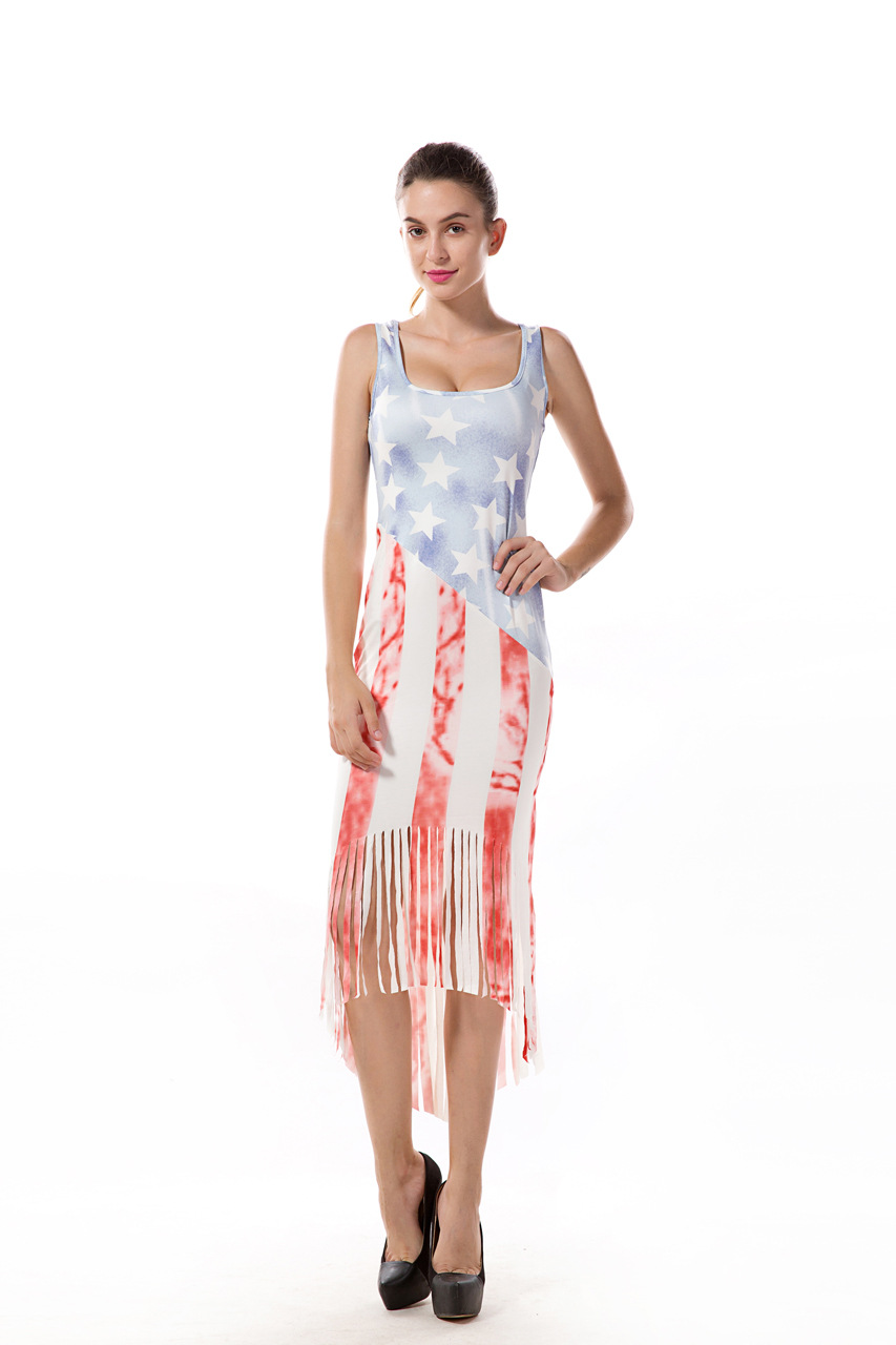 Compare Prices on American Flag Dress- Online Shopping/Buy Low ...