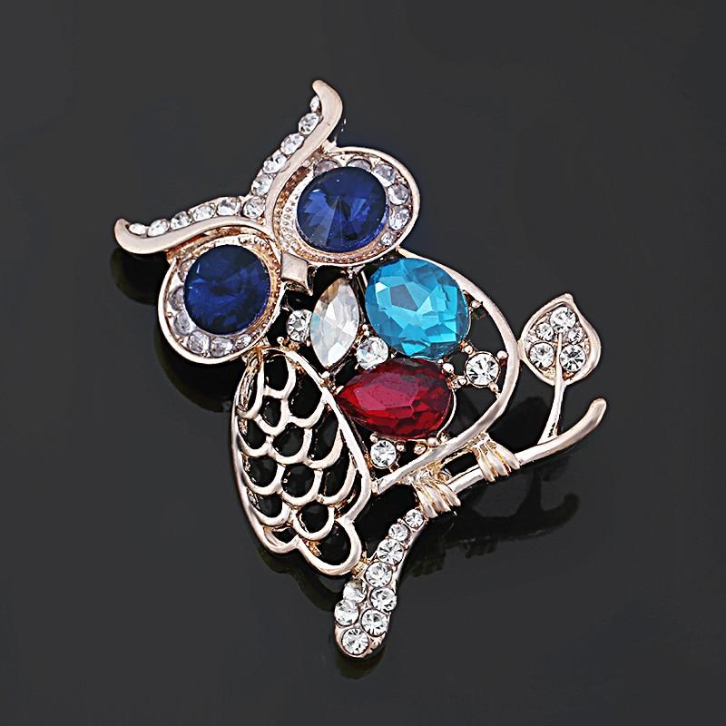 Baiduqiandu Brand Multi Colors Crystal Rhinestones Әйелдерге - Сәндік зергерлік бұйымдар - фото 5