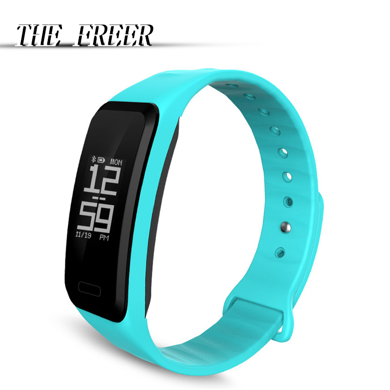 Fashion Sport Smart Bracelet Digital Watch blood pressure heart rate sleep monitor blood oxygen pedometer Clock for IOS Android gimto sport smart bracelet watch outdoor clock waterproof stopwatch heart rate monitor blood pressure pedometer for ios android