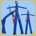 Бесплатная Доставка Надувные Супермен Танцор Воздуха с 2 Free Воздуходувки, реклама Танцор Неба для Событий
