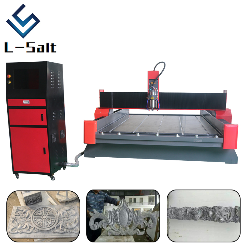 Stone Cut Cnc Router 1325 Stone Cnc Router Carving Machinery Engraving For Tombstone And Monument