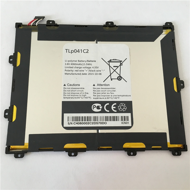 Tablet Lithium <font><b>Battery</b></font> Bateria <font><b>For</b></font> <font><b>alcatel</b></font> one touch pop 8 p320a p320x FREE SHIPPING second-hand