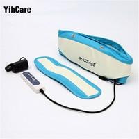 YihCare Electric Slimming Belt Massager Waist Belly Tummy Slimming Sauna Belts Vibration Lose Weight Massage Fat Burning Machine