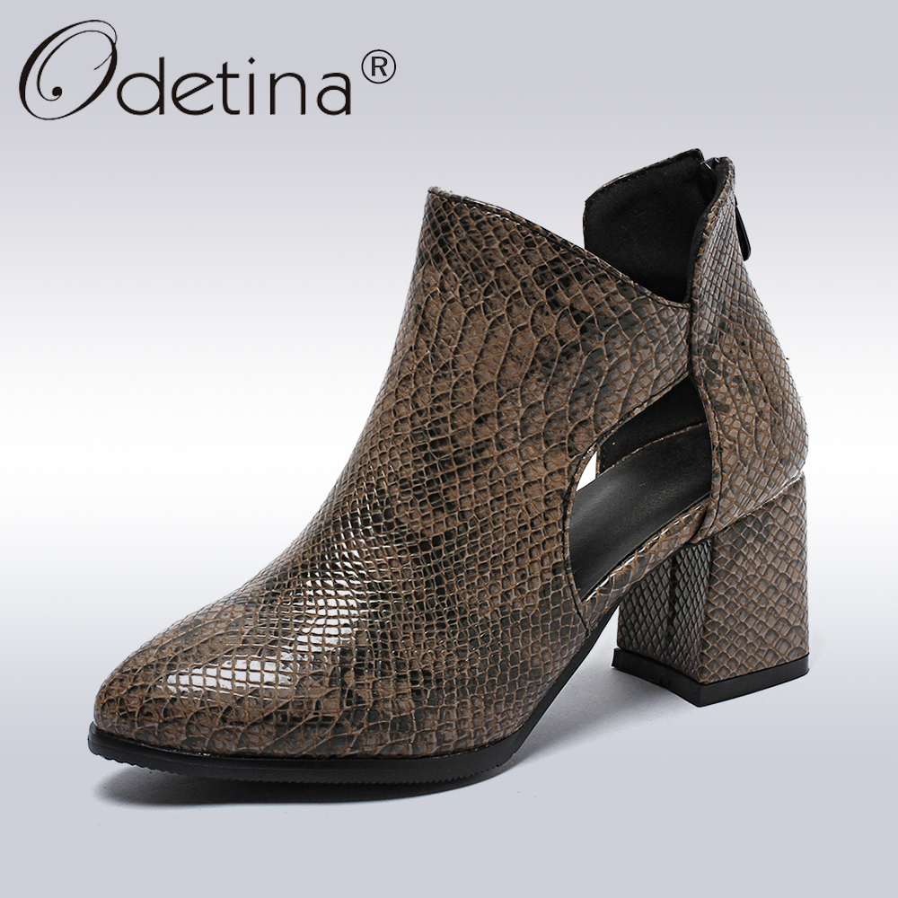 03633878c ᗗ New! Perfect quality toe cut outs boots and get free shipping ...