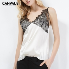 ФОТО canvaus original silk camisole,black mulberry silk camis, female tank,women real silk top, lady silk tee, new coming cami,cs8010