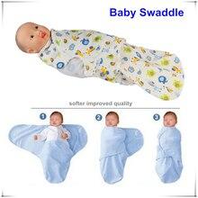 baby Swaddle wrap summer soft flannel Blanket & Swaddling 100% cotton infant envelope newborn aden anais baby blanket,Sleepsacks