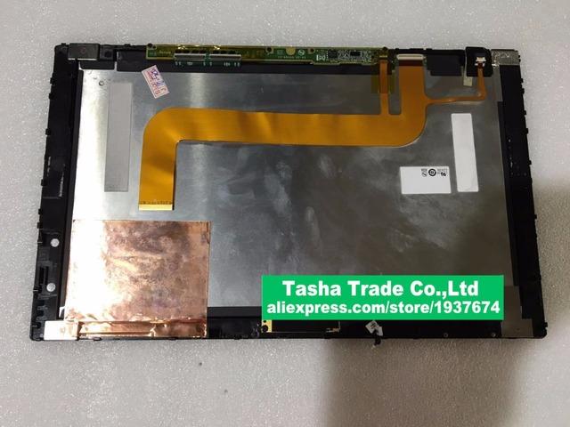 Comercio al por mayor táctil + lcd asamblea digitalizador asamblea para sony svt112 vvx11f019g00