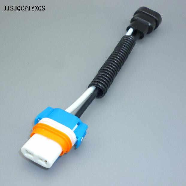 JJSJQCPJYXGS HB4 (9006) Керамический автомобильный налобный фонарь держатель Гнездо для автоматической лампы Автомобильный разъем удлинитель провода