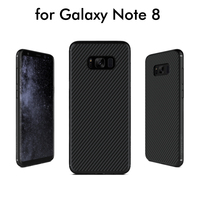 Note 8 Cases NILLKIN Synthetic Fiber Back Cover Case For Samsung Galaxy Note 8 Silicon Case
