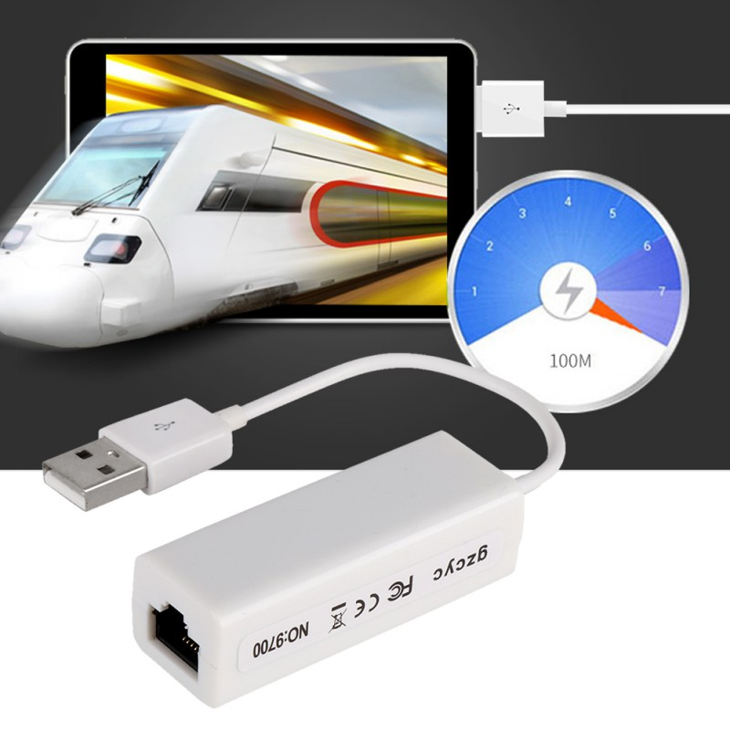 Network Converters USB Ethernet Adapter USB To Rj45 Lan Network Card For Windows 10 8 8.1 7 XP Mac OS Under V10.4 Laptop P