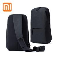 XIAOMI Urban Fuctional нагрудная сумка 4L через плечо для 7 дюймов планшет для мужчин женщин мальчиков девочек функциональные карманы большой емкости