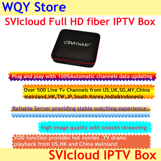 US $109 8 |2019 New Arrival Singapore Starhub Fiber TV Box SVICloud Gen2  UHD IPTV Box With China HK Singapore MY USA UK Indian Channels-in Set-top