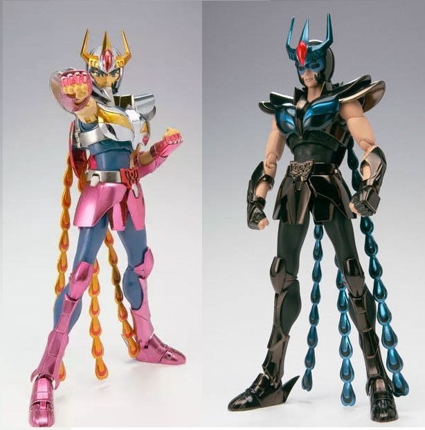 in stock Phoenix Ikki Saint Seiya Bronze V1 Myth Cloth EX metal CS Speeding Aurora model toy