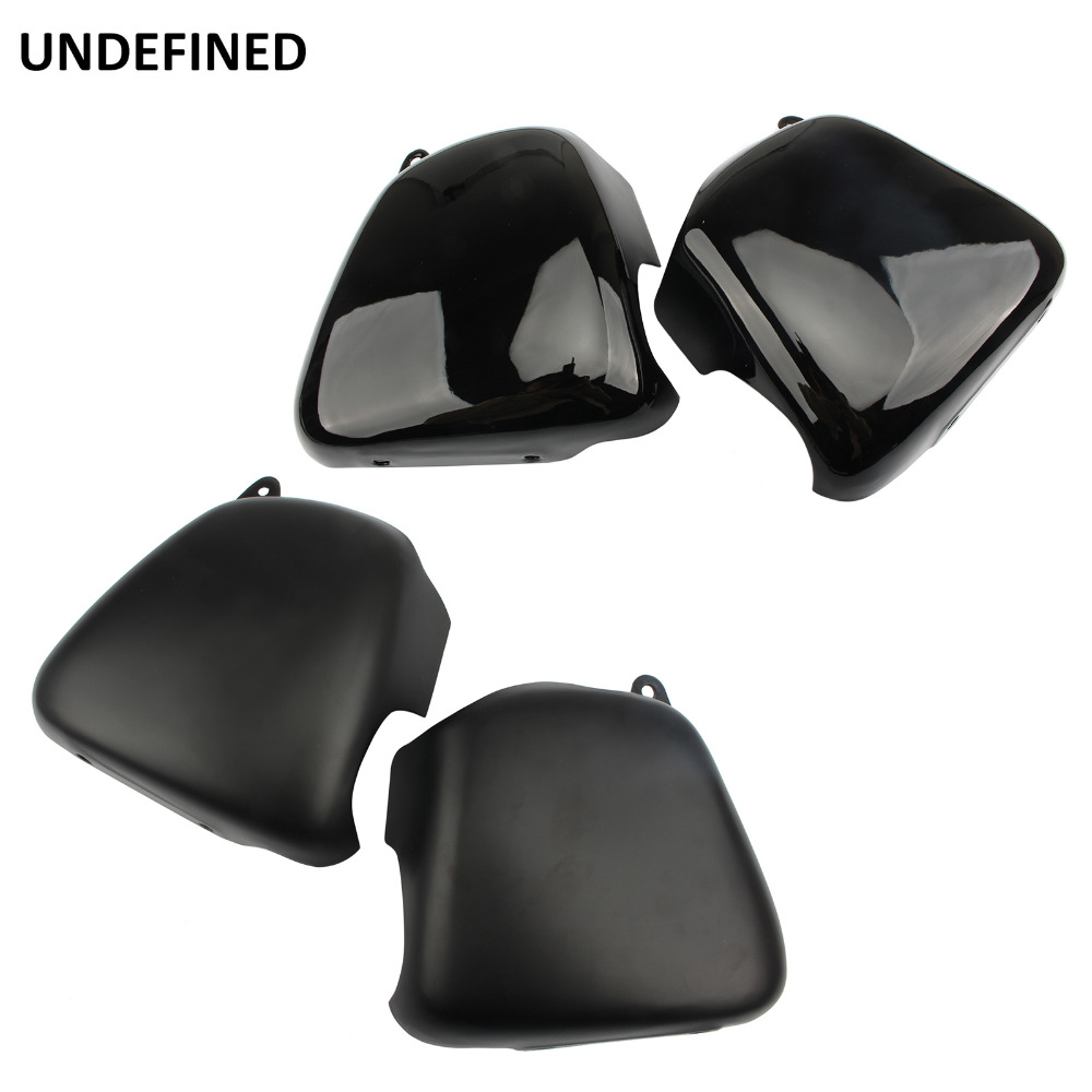 Motorcycle Side Battery Cover Left Right Fairing Cover for Triumph Bonneville T100 SE Thruxton 900 Scrambler Universal UNDEFINED image
