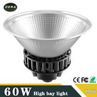 60W 100w 150w 200w 250w Led High Bay Light Factoriy Workshop Warehouse Supermarket Market free shipping