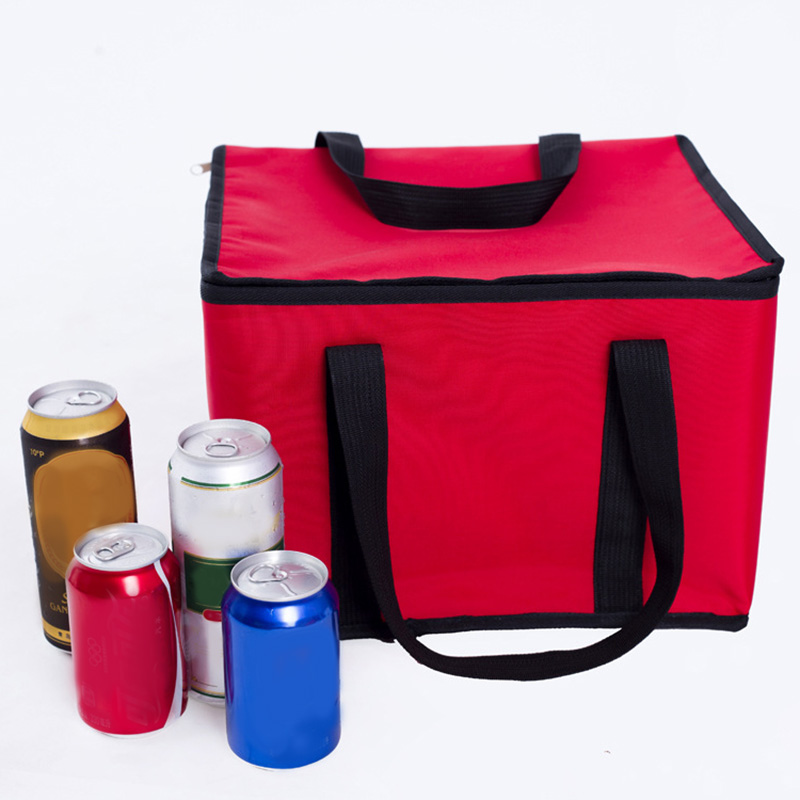 Large Insulated Thermal Cooler Bag Picnic Camping Lunch Storage Bag Carry Tote