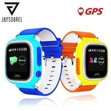 Q90 Kid Smart Watch GPS+BDS+LBS+APGS+Wifi Location Device Tracker SOS Call Baby Safe Anti-Lost Bluethooth SIM Card Smartwatch