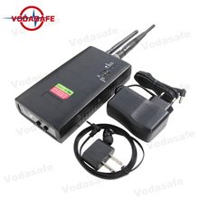다목적 및 넓은 주파수 범위와 GSM/3G 버그 및 스파이 카메라 휴대 전화 탐지기를 발견