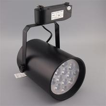 12W Track Lights Clothing Spotlights Backdrop Showrooms Billboard Surface Mounted Spot Lamps Indoor LED Lighting Rail Lights