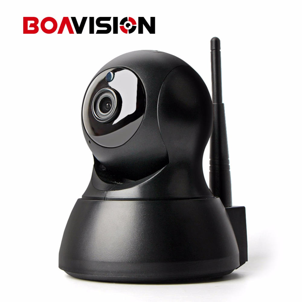 HD 720P 1.0MP WIFI IP Camera Wireless IR-Cut Night Vision Two Way Audio PTZ CCTV Surveillance Camera P2P Cloud Mobile APP View