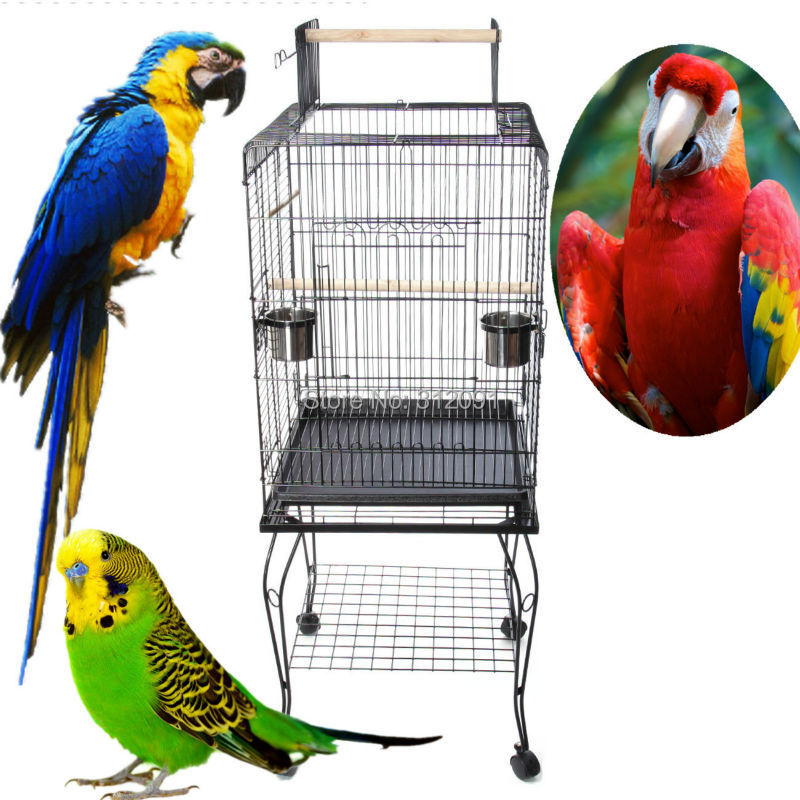Wire Bird Aviary - Dolgular.com
