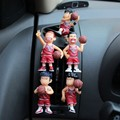 5pcs/lot slam dunk cartoon cool car Perfume solid Air Freshener car styling