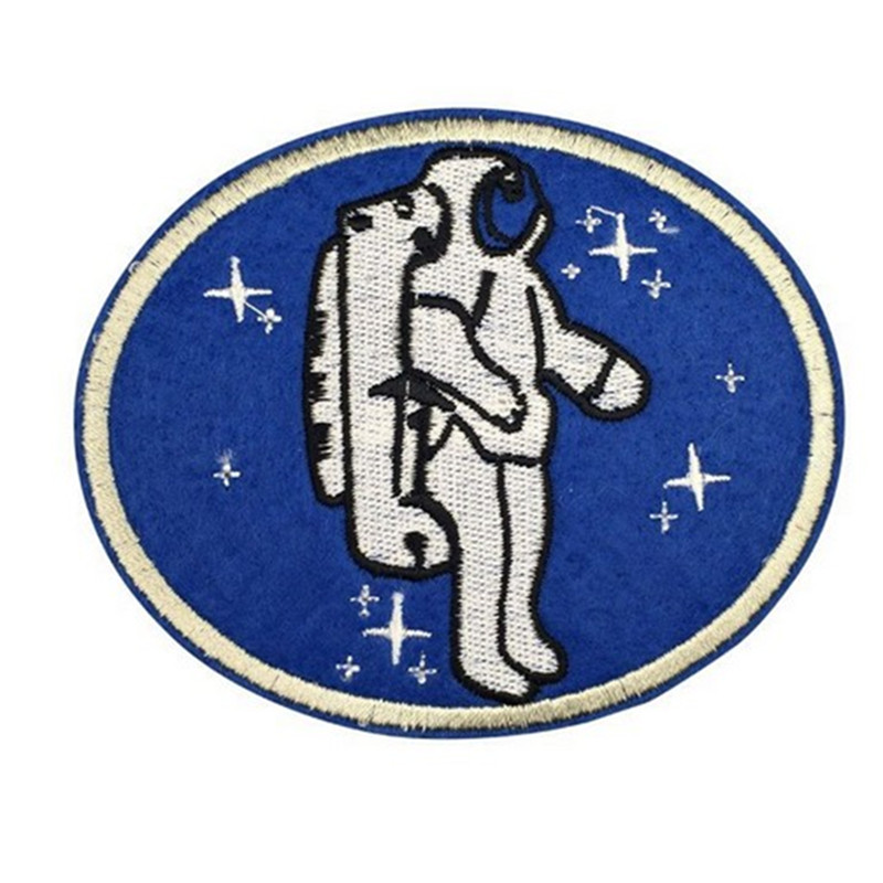 blue nasa astronaut wings patches - photo #26
