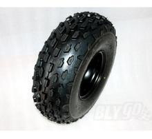 4 шт. 19×7-8 «дюймовый Переднее Колесо Обод + Нобби Шины Шины 150cc Quad Байк ATV Багги