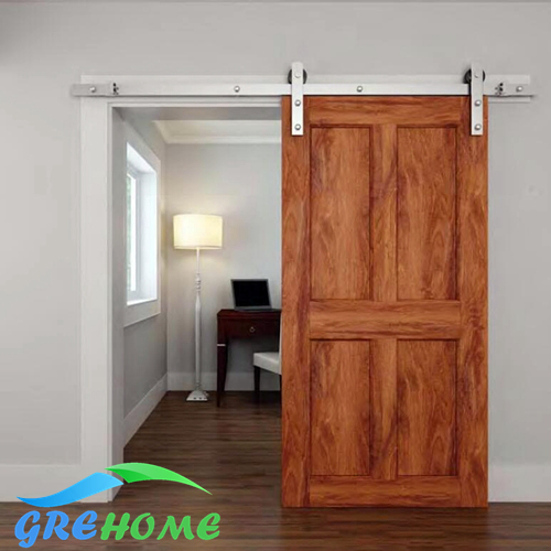 4.9FT/6FT/6.6FT Stainless Steel Barn Sliding Door Track System In Doors  From Home Improvement On Aliexpress.com   Alibaba Group